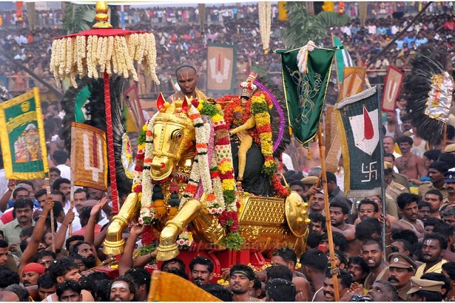 Chithirai - Summer festival in India