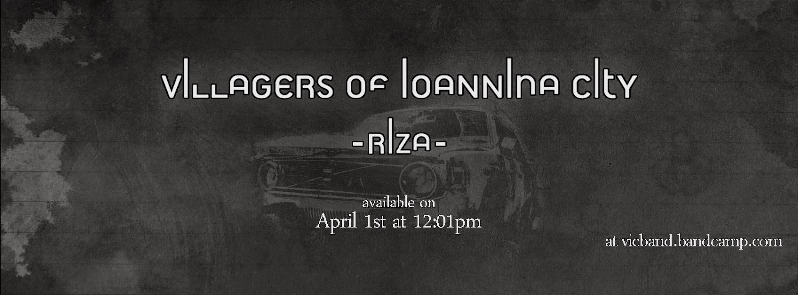 Villagers of Ioannina City - Riza