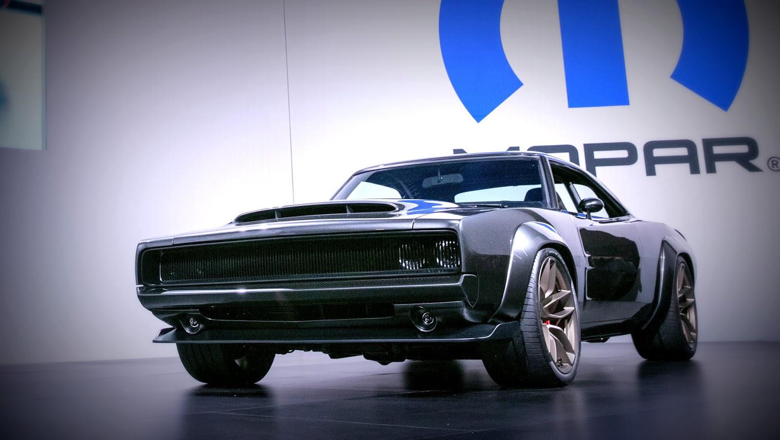 Dodge Hellephant 1 000 Horsepower