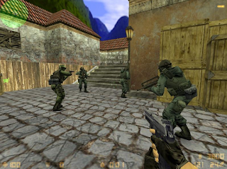 Counter Strike 1.6 Full game tembak-tembakkan