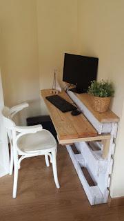 raklap asztal