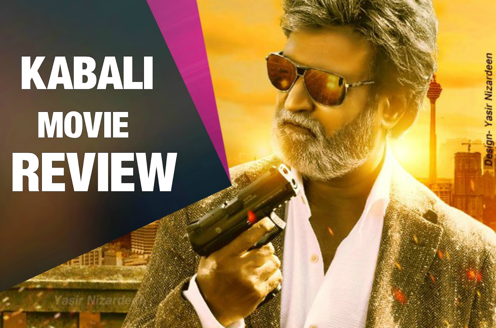 Kabali Movie review in Tamil