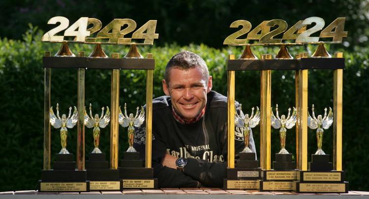 le mans record winner tom kristensen decides to end his racing career. Black Bedroom Furniture Sets. Home Design Ideas