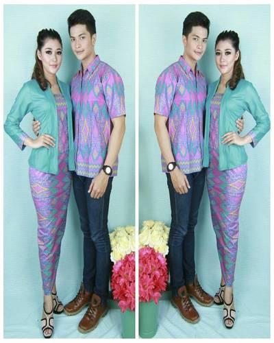 Model Baju Batik Untuk Pesta Pernikahan
