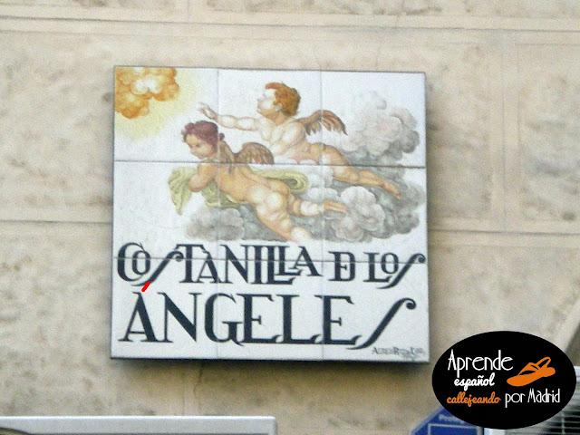 costanilla de los ángeles