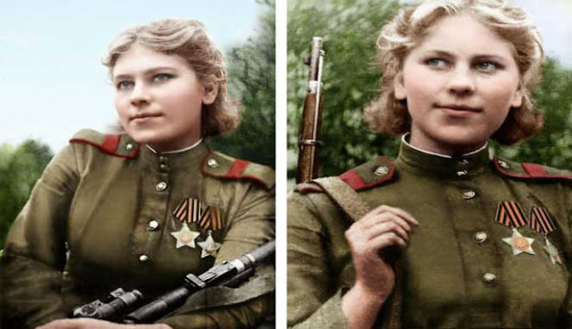 Kesalahan terbesar Hitler dari Perang Dunia II yang menjadikan kekalahan pasukannya adal 10 PENEMBAK JITU WANITA RUSIA PALING MEMATIKAN DALAM PERANG DUNIA II