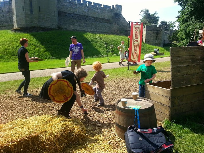 Warwick Castle Review - A fabulous day out for everyone