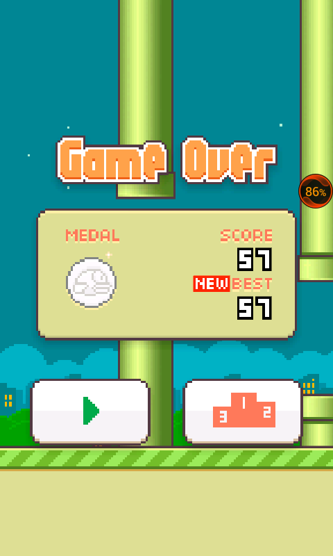 High Score Flappy Bird Game