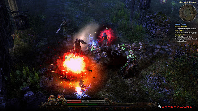 Grim Dawn Gameplay Screenshot 4
