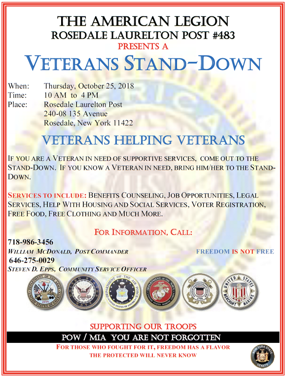 Veterans Stand-Down