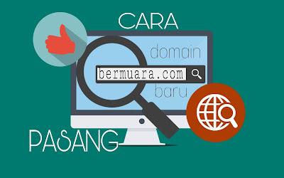 mengaktifkan domain com