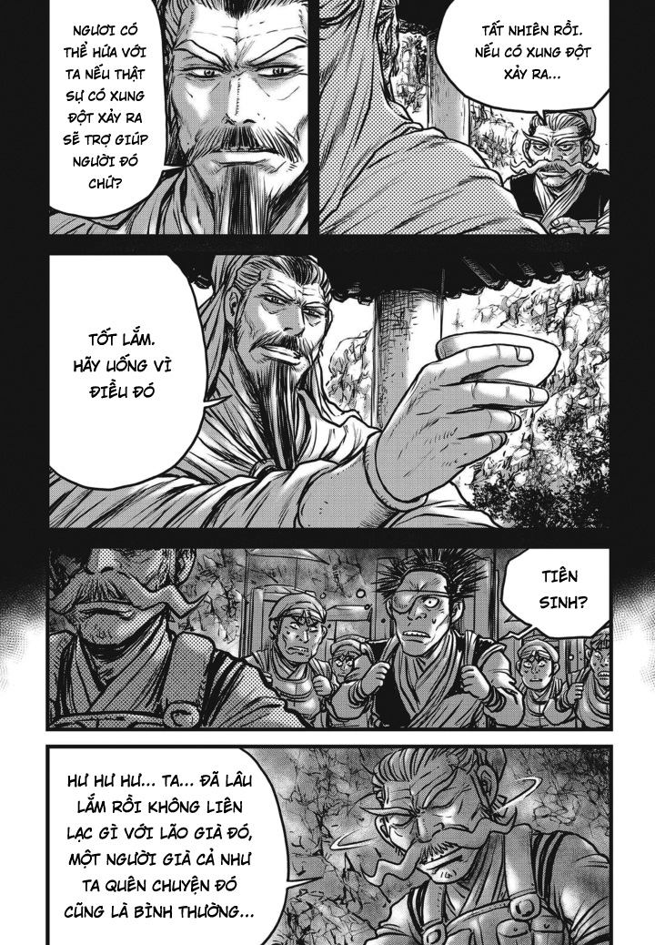 Hiệp Khách Giang Hồ - Chapter 512 - Pic 3