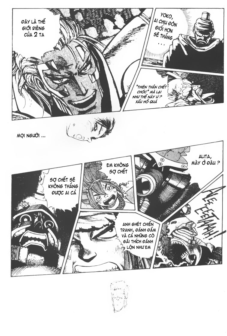 Battle Angel Alita chapter 44 trang 31