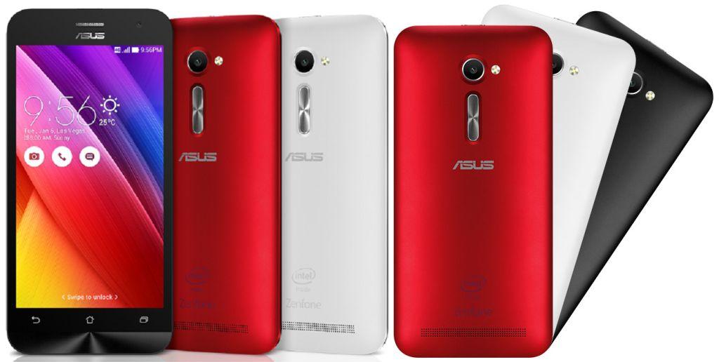 Hp Asus ZenFone 2 (ZE500CL) (2015) beserta harga dan Spesifikasi