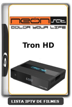 Neonsat Tron HD Nova Atualização Melhorias no sistema IKS e Correção no Neon Steam CT40 - 04-06-2020