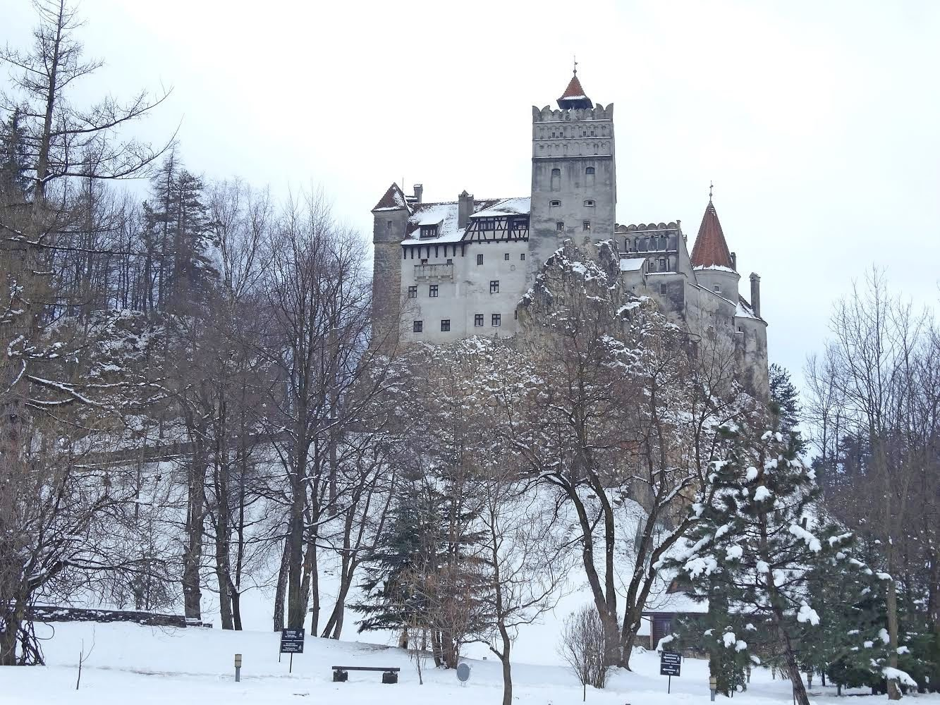 Photo of Bran Castle