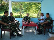 Pendam XIII/Mdk Laksanakan Program Bakti TNI