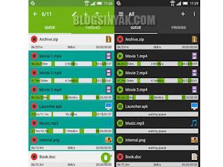 Aplikasi Download Video | Blogsinyak