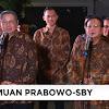 SBY-Prabowo Menangkap Getaran-getaran Keinginan Rakyat