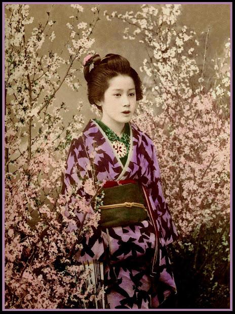 Romantic Domestic Geisha Musings