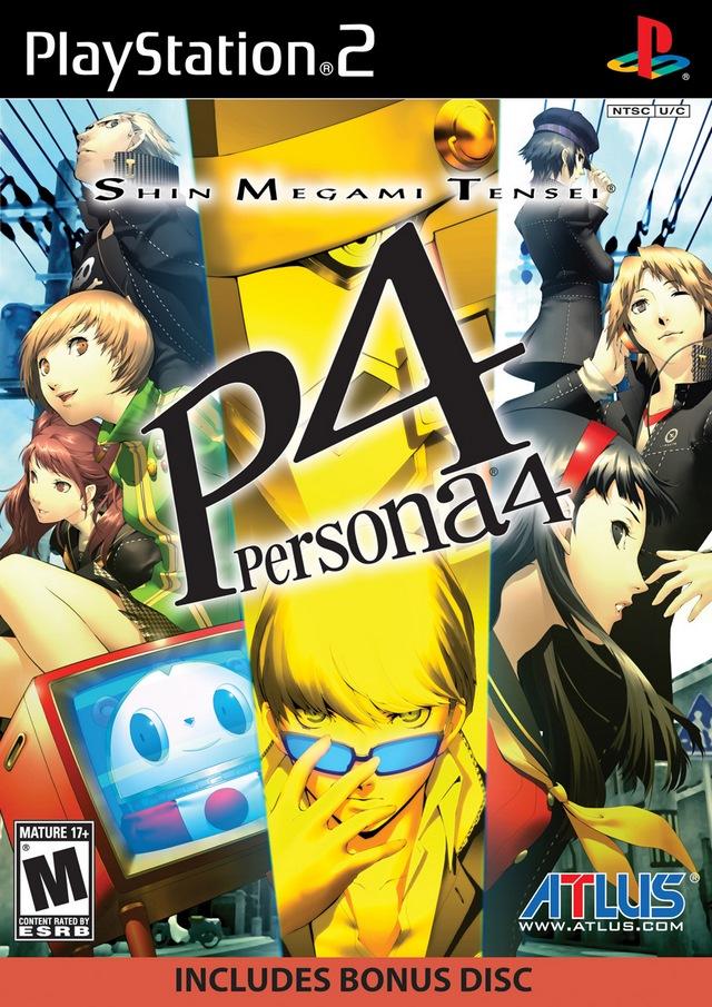 Download Game Shin Megami Tensei: Persona 4 PS2 ISO USA - PC-Zone
