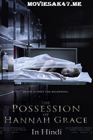 Watch Online Free The Possession of Hannah Grace (2018) Hindi Dual Audio 480p 720p DVDRip| Full Movie in HD