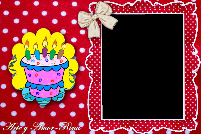 Marcos de fotos de cumpleaños   Frases de Cumpleaños
