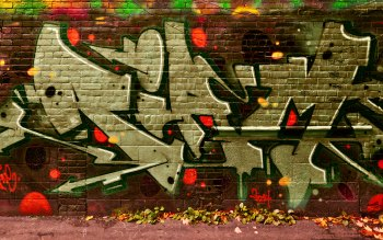 Wallpaper: Graffiti Artwork