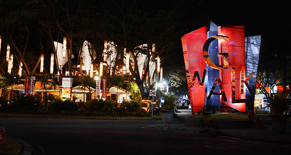 tempat wisata di Surabaya G Walk