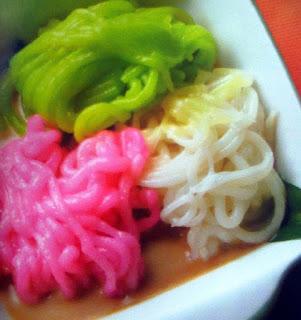 Kue Putu Mayang Kue Tradisional Jajanan Pasar Khas Indonesia