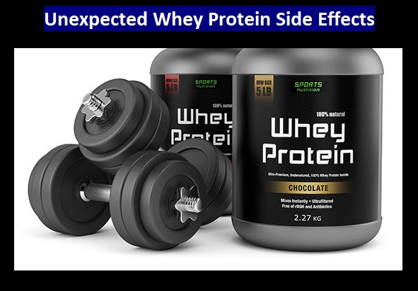 Unexpected Whey Protein Side Effects