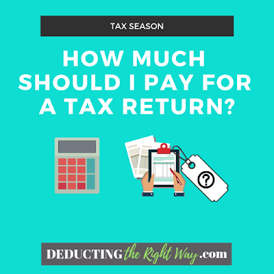 How much is a tax return? | www.deductingtherightway.com