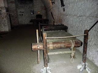 Дубно. Замок. Средневековая пыточная