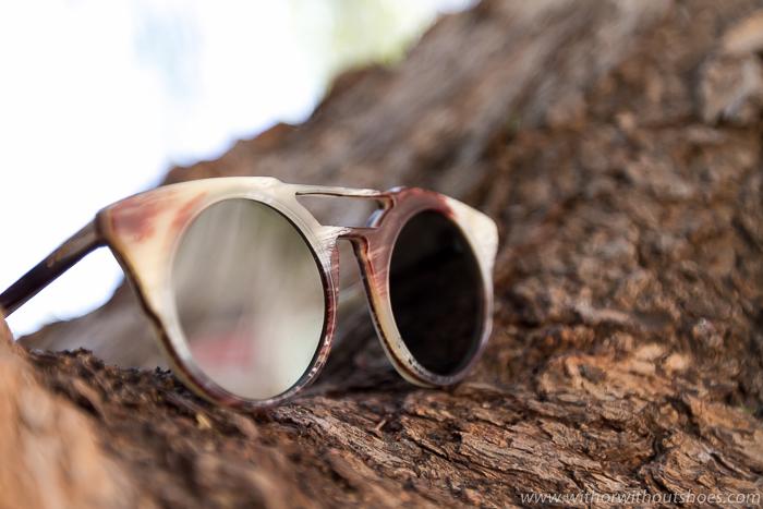Blog con Gafas de sol que se llevan esta temporada estilosas italianas atrevidas