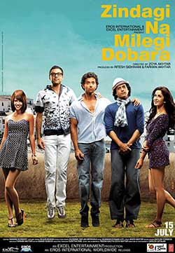 Zindagi Na Milegi Dobara 2011 Hindi Download BluRay 720p ESubs at movies500.org