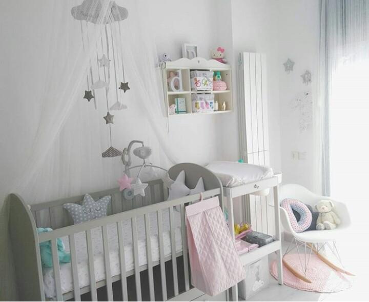 Mis Imprescindibles Para Decorar La Habitacion De Daniela Quiero - Decoracin-dormitorio-bebe