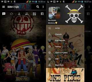 BBM Mod Clone One Piece v3.2.5.12 Apk Terbaru