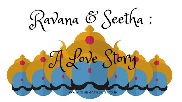 ravana seetha love