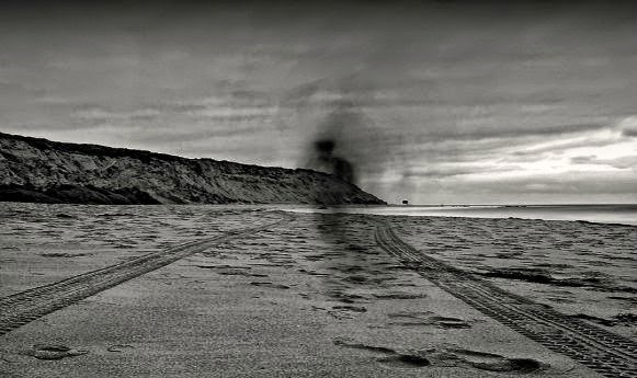 Image result for dumas beach haunted