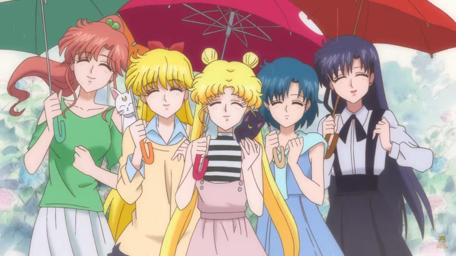 [OOTD / INSPIRED LOOK] Usagi Tsukino In Sailor Moon Crystal First Season Opening Song (Moon Pride) Kawaii Hijabi Sheema Sherry Hijab Fashion Tokyo Harajuku Shibuya Bandai Japan Otome Kei Aomoji Kei Moehara