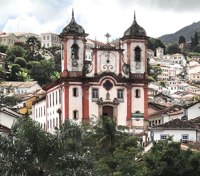 Top 5 igrejas para visitar em Ouro Preto - Igreja Nossa Senhora da Conceição