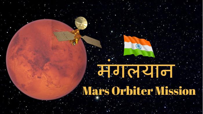 भारत का मंगलयान /  मंगल मिशन-Mars Orbiter Mission / लेख, निबंध