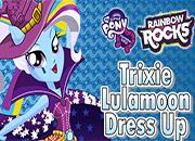 MLP Rainbow Rocks Trixie