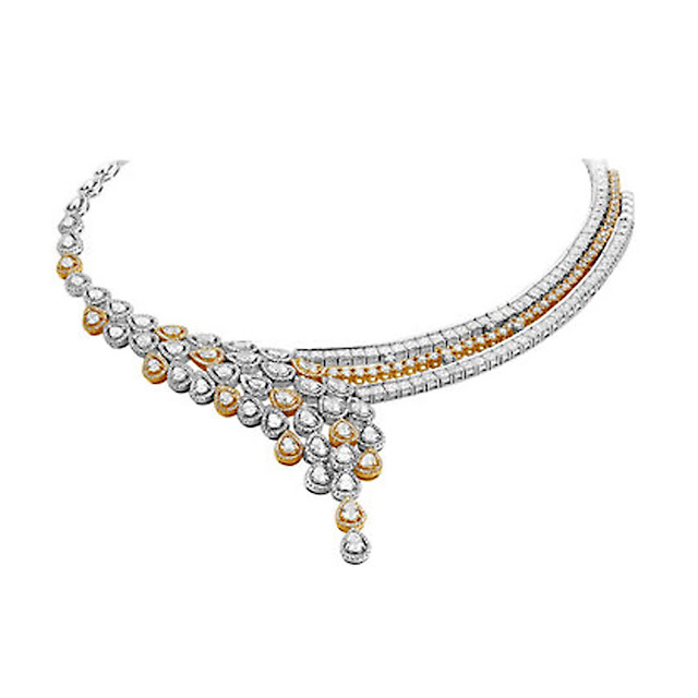 Diamond Necklace by VelvetCase.com- Rs. 9,67,889
