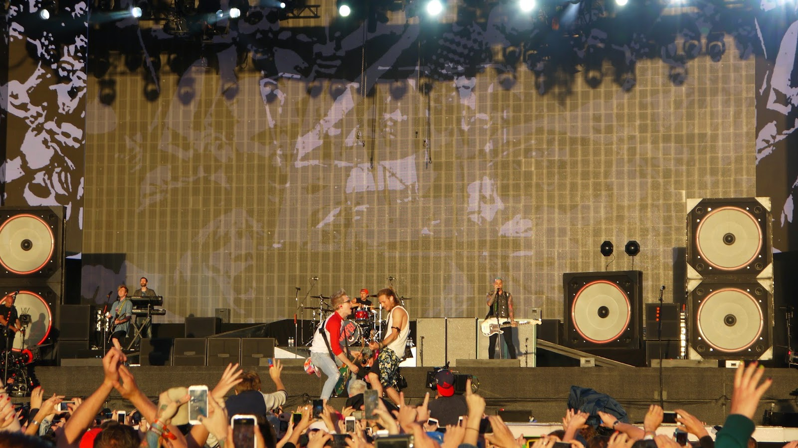 McBusted at British Summer Time Hyde Park