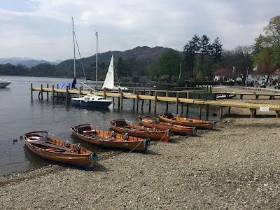 The lakeside at Ambleside