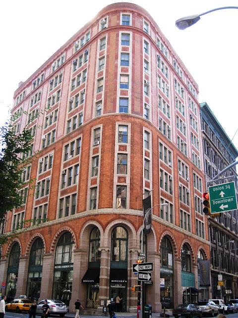 Daytonian In Manhattan: The 1886 Goelet Building -- Nos
