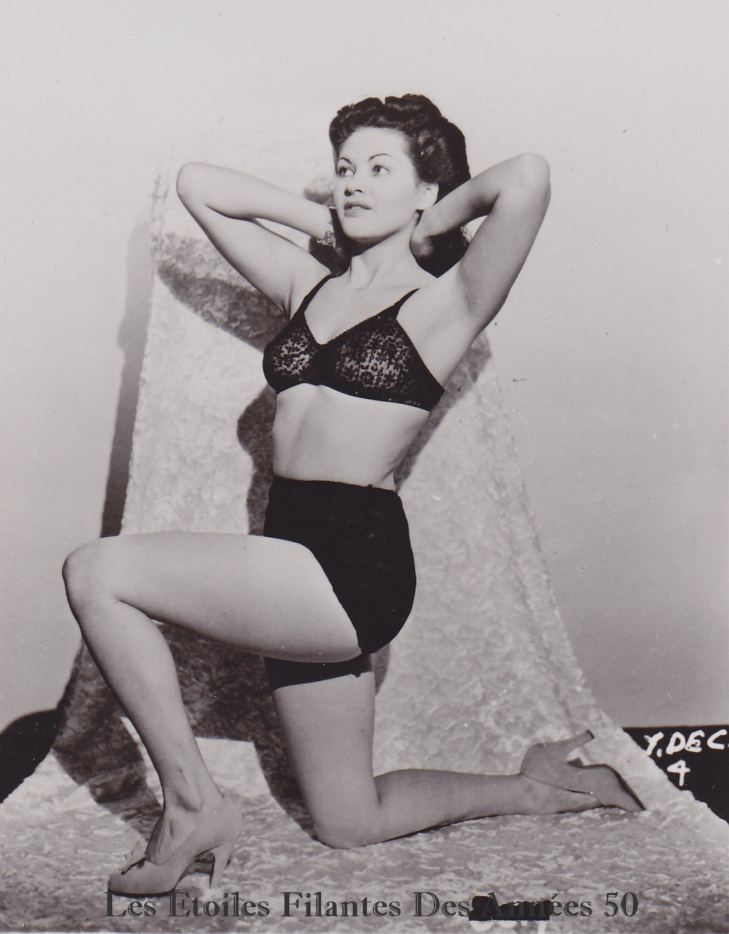 But not Sexy nude yvonne decarlo pictures