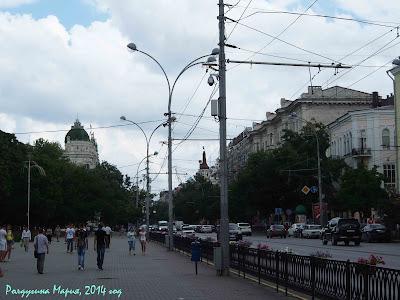 Ростов-на-Дону Большая Садовая фото