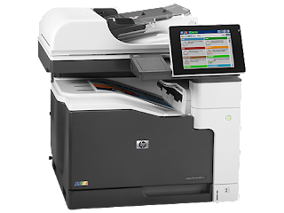 Download HP LaserJet MFP M775dn drivers
